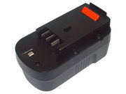 Cordless Drill Battery for BLACK & DECKER A18