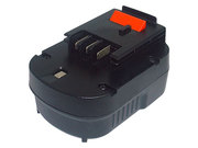 Cordless Drill Battery for Black and Decker HPB12