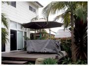 Eclipse Cantilever Umbrella for Outdoor Living