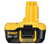 DEWALT DC9182 18V LITHIUM ION XRP BATTERY DC9180