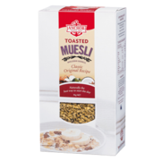 Purchase Anchor Toasted Muesli 1kg from Goodman Fielder