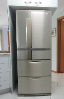 Fridge Freezer 562 Lt