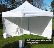 Custom Made Promotional Marquee For Sale in Sydney