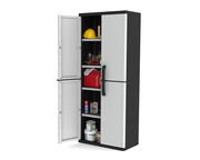 Keter Products by Maze Products : 4 Shelf Winner Cabinet at RRP $242
