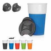 Best Promotional Drinkware 370ML Ceramic Tumbler at Vivid Promotions