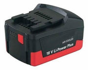 Cordless Drill Battery for METABO BS 18 LTX