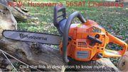 New Husqvarna 565AT Chainsaw