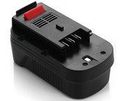 18V 2.0Ah Black & Decker A1718 Power Tool Battery