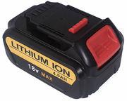 Cordless Drill Battery for Dewalt DCB182
