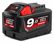 Cordless Drill Battery for Milwaukee M18B9