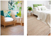 Explore Our Wholesale Eco friendly Jute area rugs in Australia