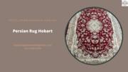 Persian Rug Hobart